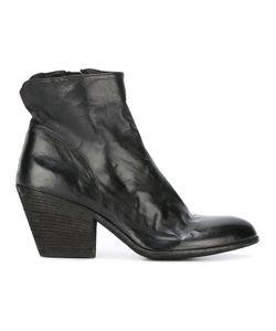 Officine Creative | Block Heel Ankle Boot 37.5 Calf