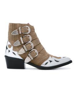 Toga Pulla   Embellished Boots Size 37