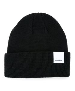 Attachment | Folded Knitted Beanie One