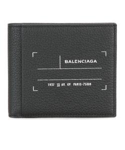 Balenciaga | Stamp Print Wallet