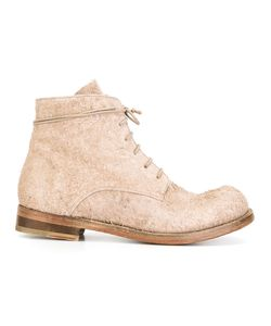 The Last Conspiracy | Long Hair Ankle Boots 42