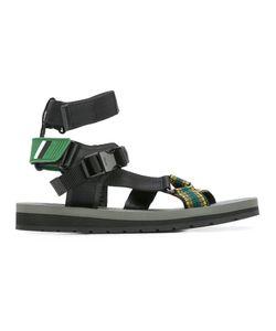 Prada | Nomad Sandals Size 8