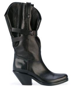 A.F.Vandevorst   Strap Detail Boots