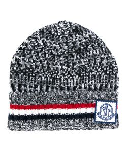 Moncler Gamme Bleu | Signature Knitted Beanie Hat