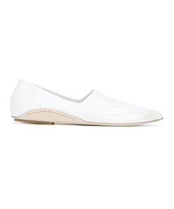 Marsèll | Patent Pointed Toe Slippers Calf Leather/Leather/Patent
