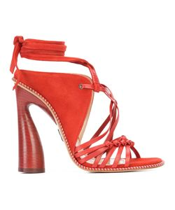 Paul Andrew | Lace-Up Strappy Sandals