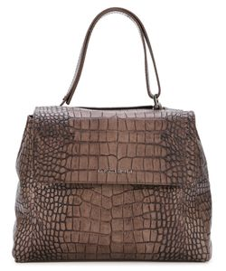 Orciani | Crocodile Effect Tote One