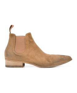 Marsèll | Pointed Toe Chelsea Boots Size 43.5