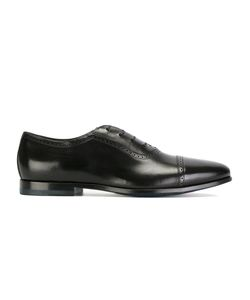 Paul Smith | Brogue Detail Oxford Shoes 10 Calf