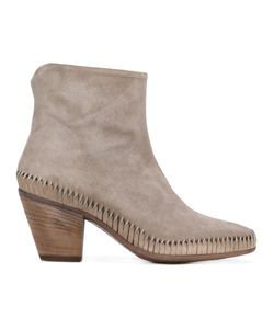 Officine Creative | Woven Base Ankle Boots