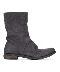 A Diciannoveventitre | Zipped Boots
