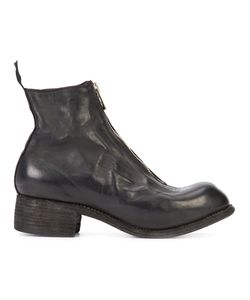 Guidi | Front Zip Boots 39