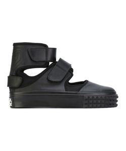 KTZ | Strapped Hi-Top Sandals