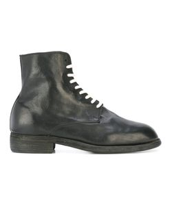 Guidi | Lace-Up Boots Size 45