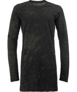 11 By Boris Bidjan Saberi | Long Sweatshirt Size Medium