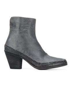Officine Creative | Woven Base Ankle Boots Size 38.5 Calf
