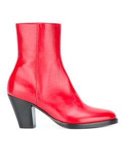 A.F.Vandevorst   Zipped Ankle Boots 39