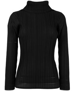 Pleats Please By Issey Miyake | Pleated Blouse Women