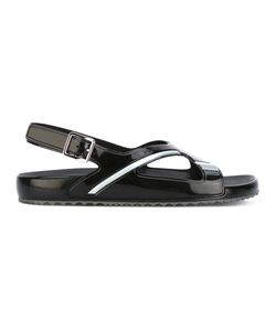 Prada | Sling-Back Buckled Sandals Size 8