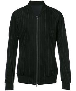 Devoa | Zip Up Striped Jacket 2