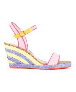 Sophia Webster | Buckled Wedge Sandals 37.5