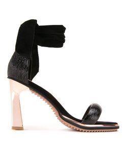 GINGER & SMART   Euphoria Tie Sandals Size 37 Bos