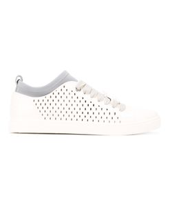 Vivienne Westwood | Perforated Lace-Up Sneakers Size 7