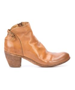 Officine Creative | Chabrol Ankle Boots Buffalo Leather/Calf