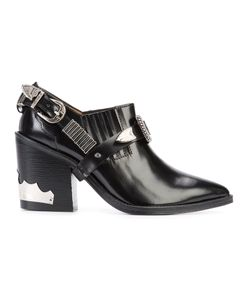 Toga Pulla | Buckled Ankle Boots