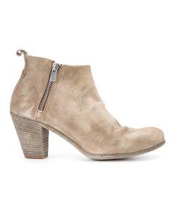 Officine Creative | Plaisir Ankle Boots Buffalo Leather/Calf