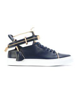 Buscemi   Buckle Hi-Top Sneakers