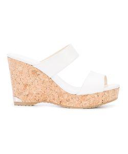 Jimmy Choo | Parker Espadrille Sandals Size 36