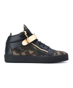 Giuseppe Zanotti Design | Camouflage Coby Hi-Top Trainers
