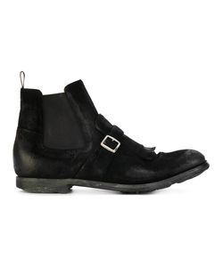 Church's | Buckled Chelsea Boots 7.5