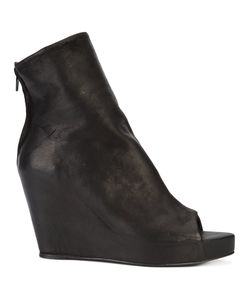 The Last Conspiracy | Madalene Soft Wedge Boots Women