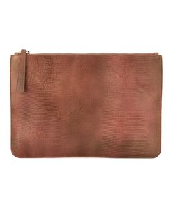 Orciani | Logo Embossed Clutch Men One