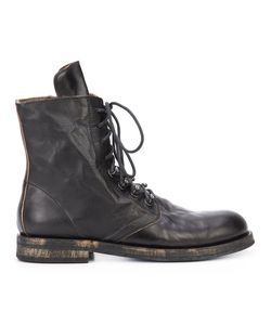Ann Demeulemeester | Lace-Up Boots Size 38