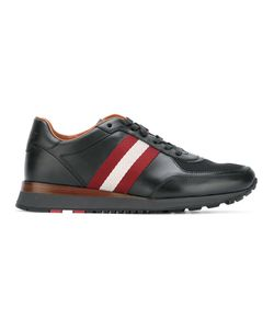 Bally | Contrast Stripe Trainers 9