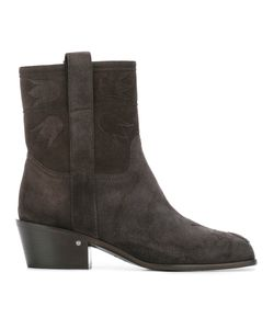 Laurence Dacade | Anthacite Boots 37.5