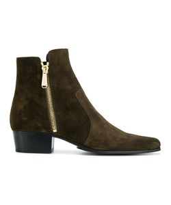 Balmain | Anthos Ankle Boots