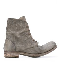A Diciannoveventitre | Distressed Lace-Up Boots 44