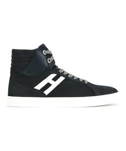 Hogan Rebel | Side Logo Hi-Tops 6