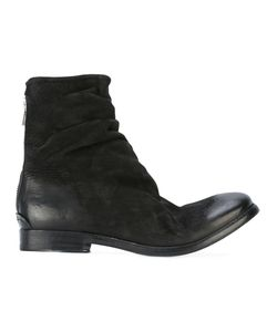 The Last Conspiracy | Zip Up Boots 40 Horse