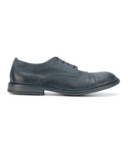 Pantanetti | Distressed Derby Shoes Size 42