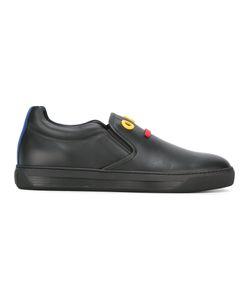 Fendi | Faces Slip-On Skate Shoe 7