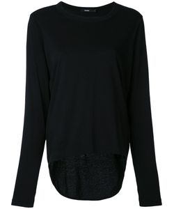 Bassike | Classic Knitted Top Xl