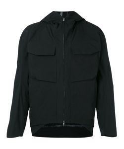 The Viridi-Anne | Hooded Sports Jacket