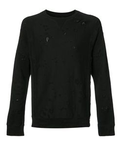The Soloist | Distressed Sweatshirt Size 48