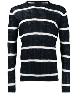 Roberto Collina | Striped Sweater Size 46