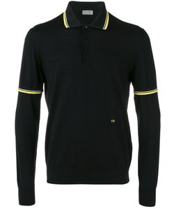 Dior Homme | Contrast Polo Shirt Small